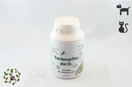 Knochenaufbau plus D³ - Gesundes Knochenwachstum
