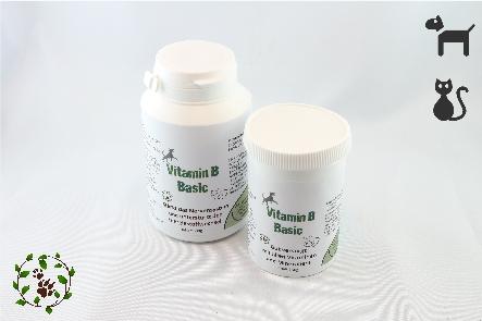 Vitamin B Basic- Gut versorgt mit allen Vitaminen und Mineralien